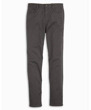 BOYS 5-POCKET PANT POLARIZED GREY