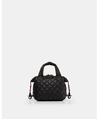 MICRO SUTTON CROSSBODY BLACK