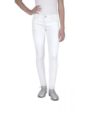 GIRLS BASIC SKINNY WHITE