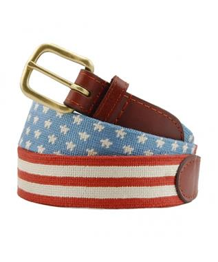 STARS AND STRIPES BELT