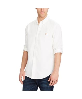 CLASSIC FIT OXFORD SHIRT WHITE