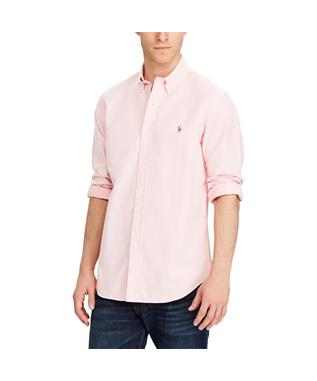CLASSIC FIT OXFORD SHIRT PINK