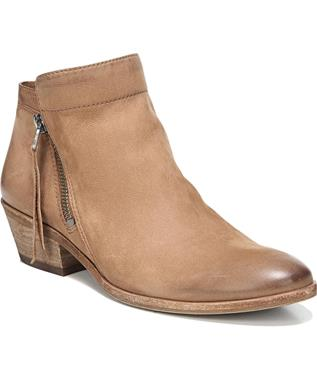 PACKER ANKLE BOOTIE DEEP SADDLE