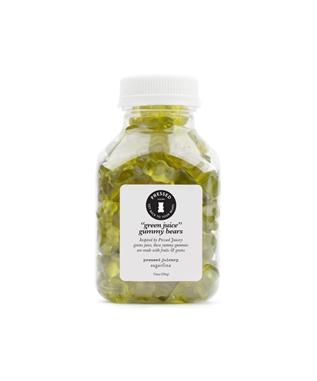 GREEN JUICE BEARS -MEDIUM BOTTLE N/A
