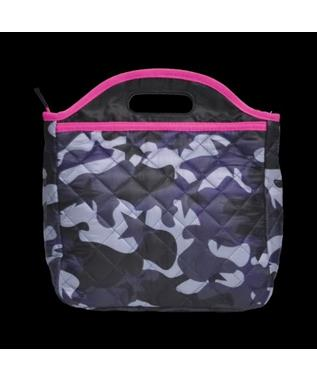 CAMO LUNCH TOTE MULTI