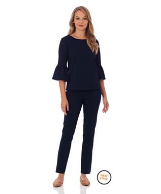 DIXIE PONTE TOP NAVY