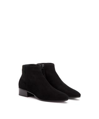 FUOCO SUEDE BOOT BLACK-001