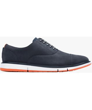 MOTION CAP TOE NAVY/ORANGE