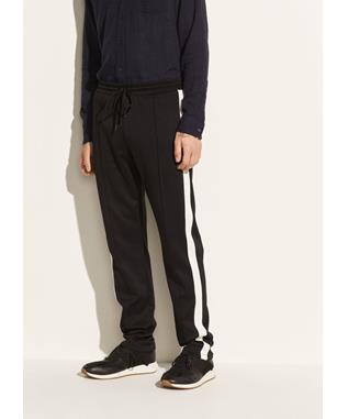 COLOR BLOCK TRACK PANT 001 BLACK
