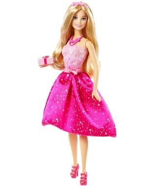 BARBIE HAPPY BIRTHDAY DOLL N/A