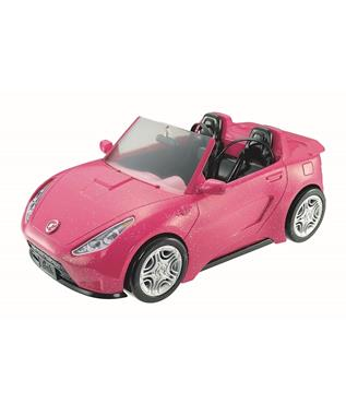 BARBIE GLAM CONVERTIBLE  N/A