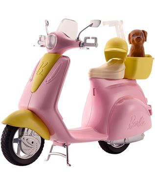 BARBIE SCOOTER N/A
