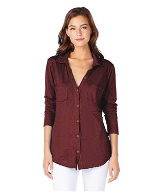 JERSEY BUTTON DOWN PINOT