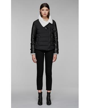 JOVIE DOWN JACKET BLACK