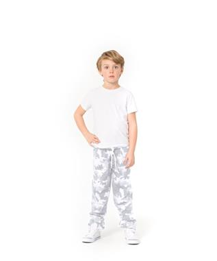 KIDS NIKI ORGINAL SWEATPANT  WHITE CAMO