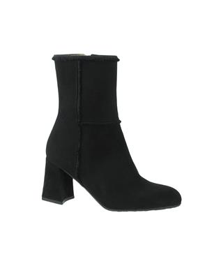 PERRY SUEDE BOOTIE ONYX