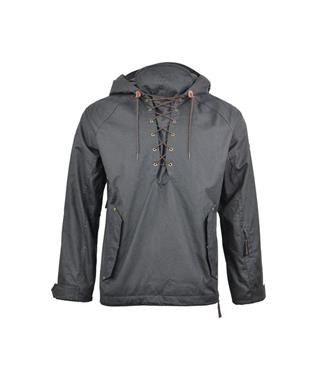 ALPINE ANORAK CHARCOAL