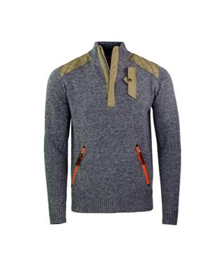 ALPINE GUIDE SWEATER GREY