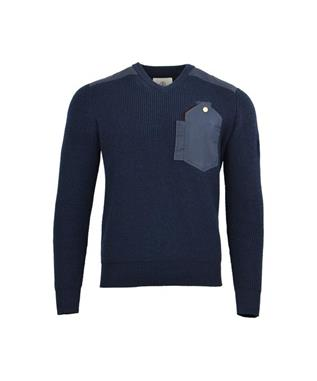 PATROL KNIT NAVY