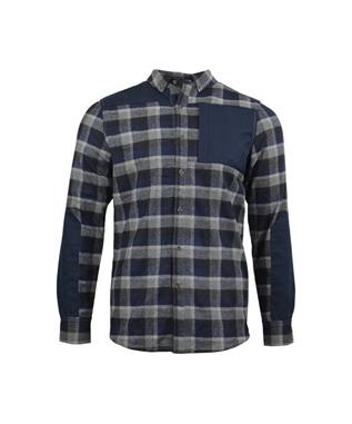 TOURING FLANNEL NAVY