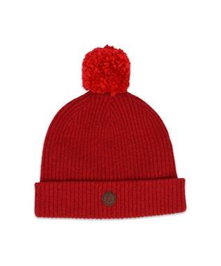 CLASSIC POM HAT PATROL RED
