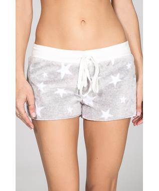 COZY STAR SHORT H. GREY