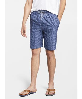 SEASIDE LIL FRIDAY SWIM TRUNK NAVY