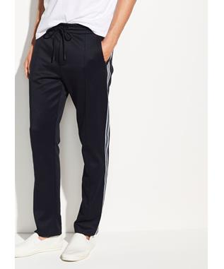 STRIPED TRACK PANT COASTAL