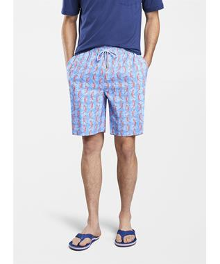 SEASIDE REPTILE SWIM TRUNK DELTA