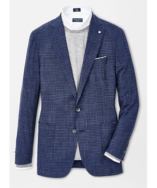 8d63975be2 COLLECTION JOZI PLAID SOFT JACKET STARLIGHT · STARLIGHT. PETER MILLAR
