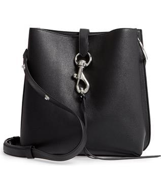 MEGAN SHOULDER BAG BLACK