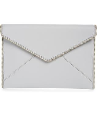 LEO CLUTCH ICE GREY