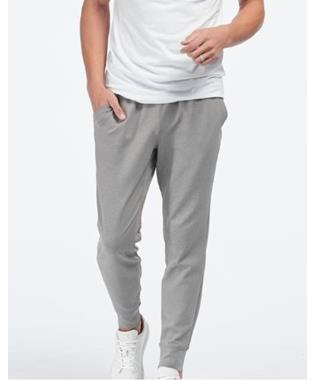 SPAR JOGGER LIGHT GREY HEATHER