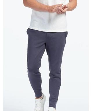 SPAR JOGGER NAVY HEATHER