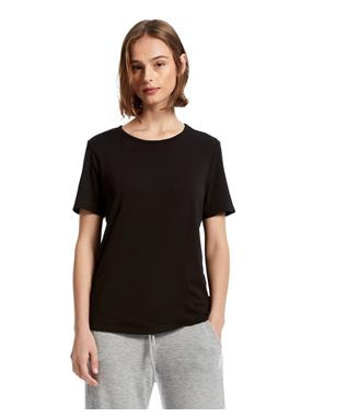 ULTRA JERSEY BRITTANY RELAXED CREW TEE