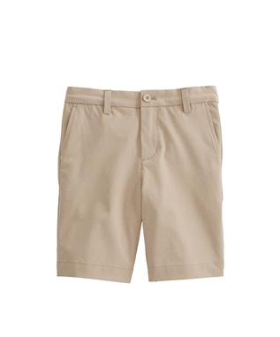 BOYS PERFORMANCE BREAKER SHORTS 250-KHAKI