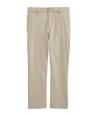 BOYS PERFORMANCE BREAKER PANTS KHAKI