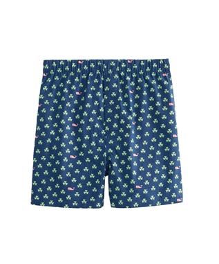 BOYS LUCKY WHALE BOXERS MOONSHINE