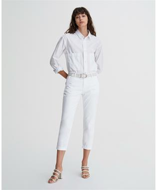 WOMENS CADEN PANT WHITE