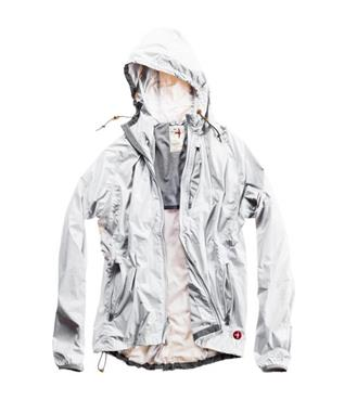 PACKLIGHT SHELL JACKET CEMENT
