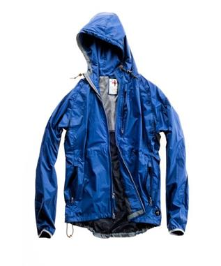 PACKLIGHT SHELL JACKET BLUE