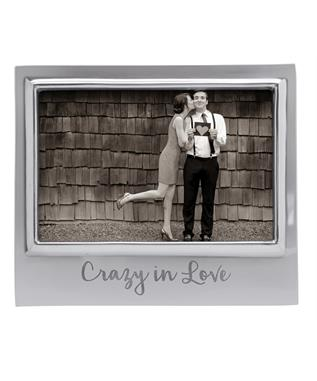 CRAZY IN LOVE 4 X 6 FRAME
