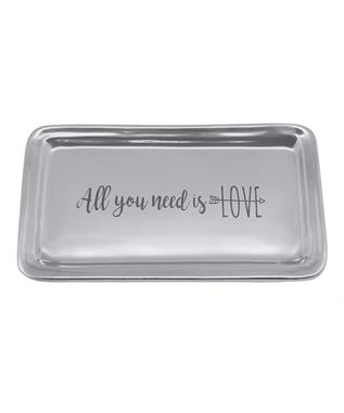 ALL YOU NEED IS LOVE SIGNATURE TRAY