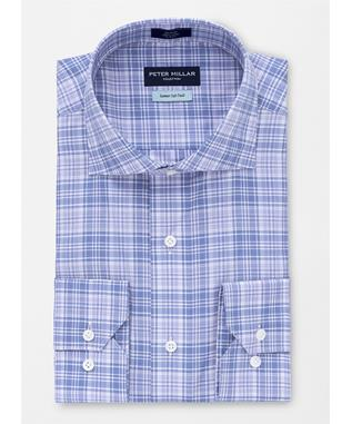 COLLECTION RIVIERA PLAID SPORT SHIRT  LILIA