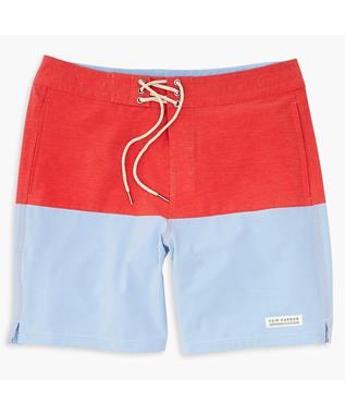THE JUPITER BOARDSHORT RED JUPITER