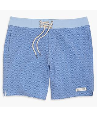 THE NAUTILUS BOARDSHORT BLUE WAVES