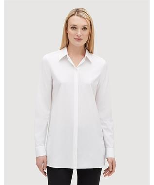 EXCURSION STRETCH MINNIE BLOUSE WHITE