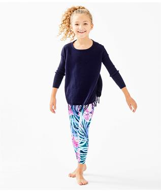 GIRLS MAIA LEGGING 43918Q-PEACOCK