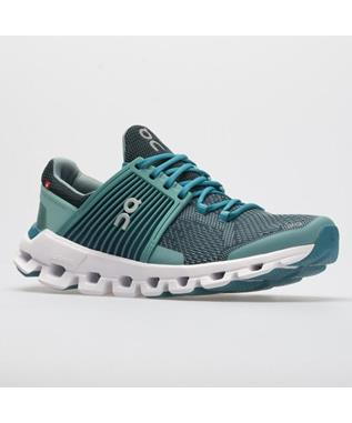 WOMENS CLOUDSWIFT SNEAKER TEAL/STORM