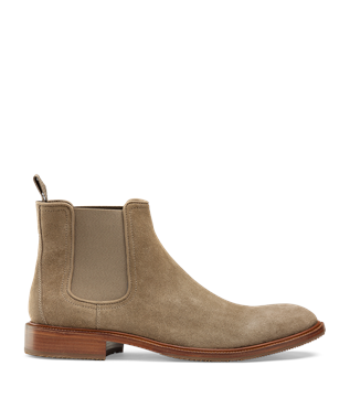 MENS LEO BOOT TAUPE